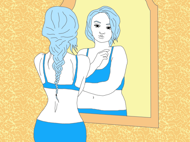 10 ways to overcome body dysmorphia, and to begin seeing yourself in a new light
