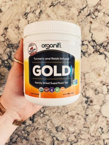 Organifi Gold Tea